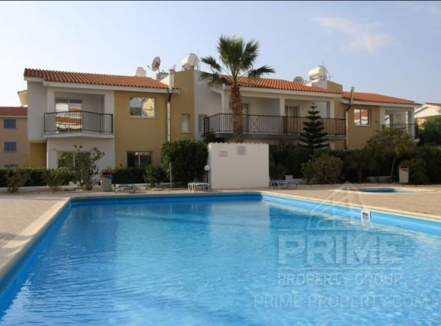 Cyprus property, Townhouse for holiday rent ID:7632