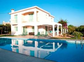 Cyprus property, Villa for holiday rent ID:7637