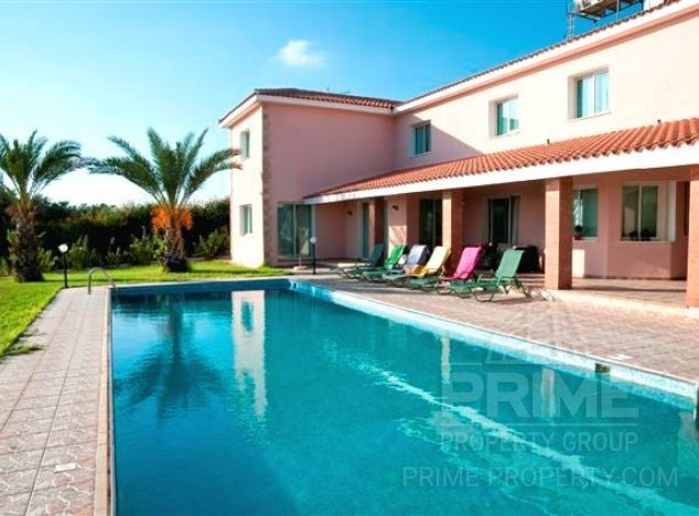 Cyprus property, Villa for holiday rent ID:7638