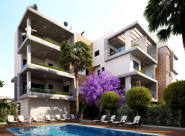 Cyprus property, Apartment for sale ID:7645