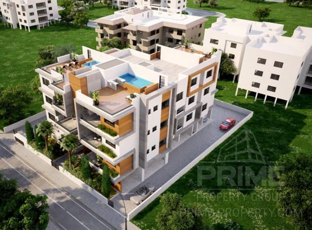 Cyprus property, Apartment for sale ID:7646