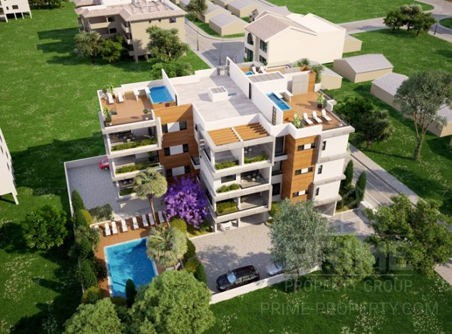 Cyprus property, Apartment for sale ID:7647