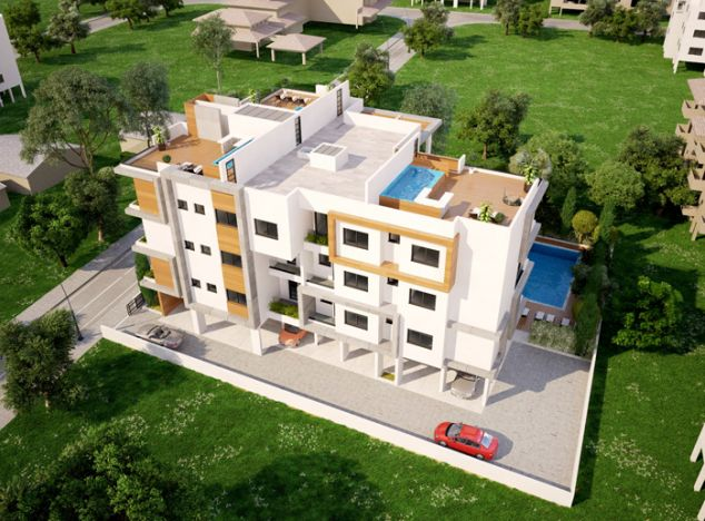 Cyprus property, Apartment for sale ID:7650