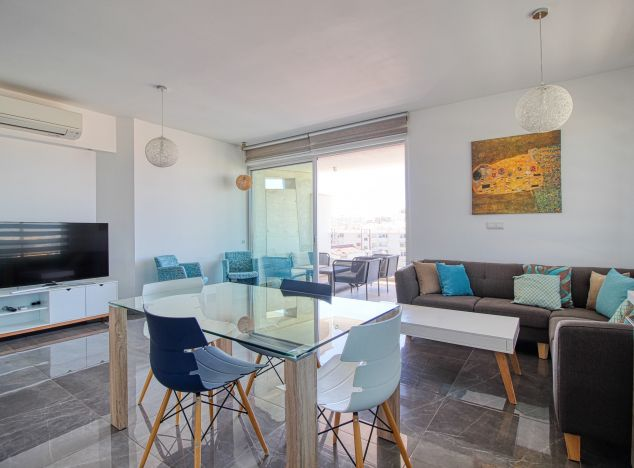 Penthouse 7663 on sell in Limassol