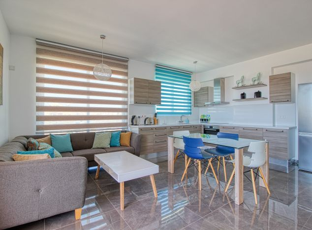 Penthouse 7663 in Limassol