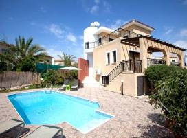 Cyprus property, Villa for holiday rent ID:7671