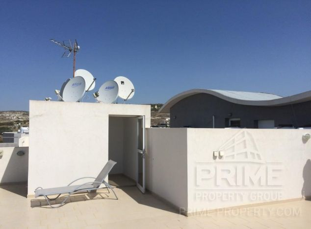 Cyprus property, Penthouse for rent ID:7725