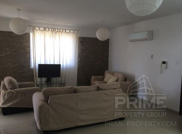 Cyprus property, Penthouse for rent ID:7726