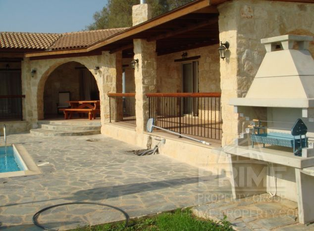 Cyprus property, Villa for holiday rent ID:7746