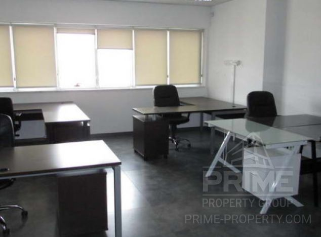 Cyprus property, Office for rent ID:7781