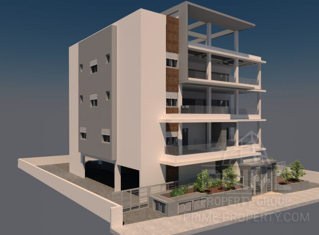 Cyprus property, Apartment for sale ID:7784