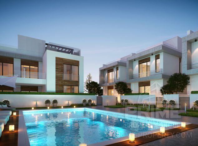 Cyprus property, Penthouse for sale ID:7804