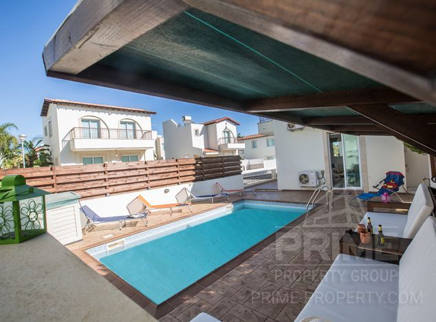 Cyprus property, Villa for holiday rent ID:7808