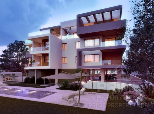 Cyprus property, Apartment for sale ID:7819