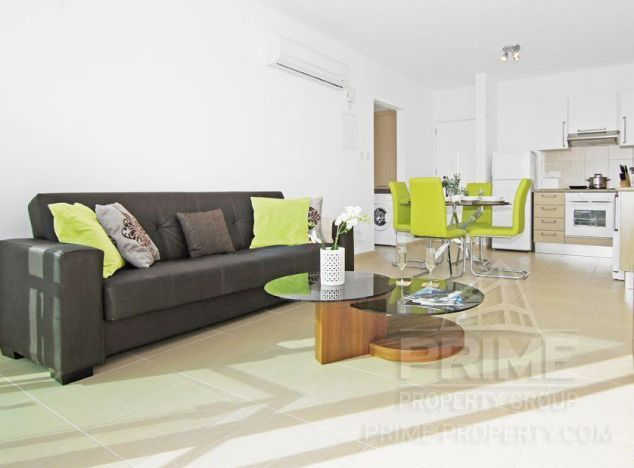 Cyprus property, Apartment for holiday rent ID:7823