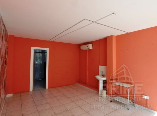 Cyprus property, Shop for rent ID:7831