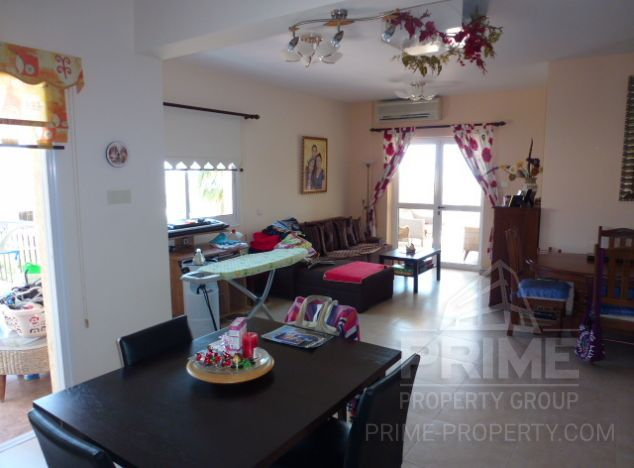 Cyprus property, Penthouse for sale ID:7846