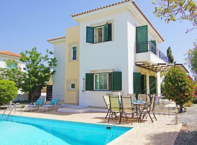 Cyprus property, Villa for holiday rent ID:7849