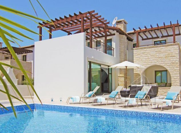 Cyprus property, Villa for holiday rent ID:7857