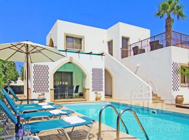 Cyprus property, Villa for holiday rent ID:7858