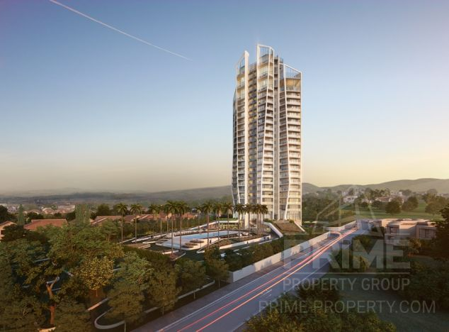 Cyprus property, Apartment for sale ID:7862