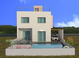 Cyprus property, Villa for sale ID:7891