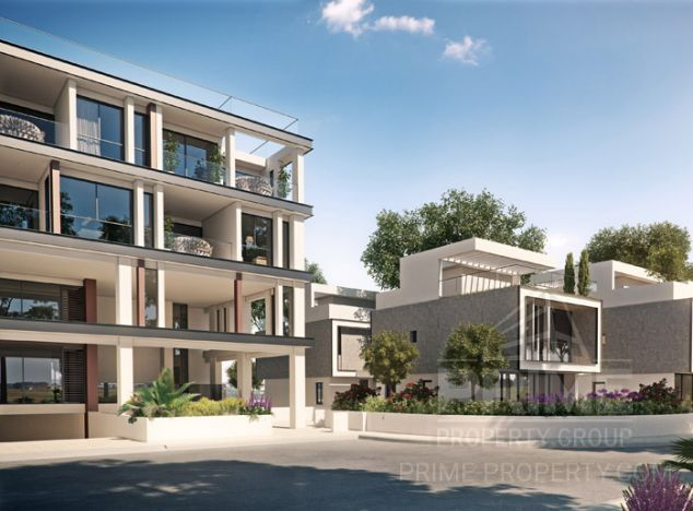 Cyprus property, Apartment for sale ID:7974