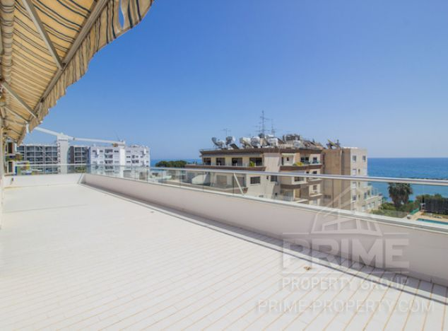 Cyprus property, Penthouse for rent ID:8013