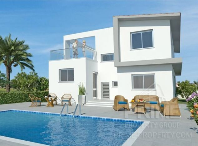 Cyprus property, Villa for sale ID:8029