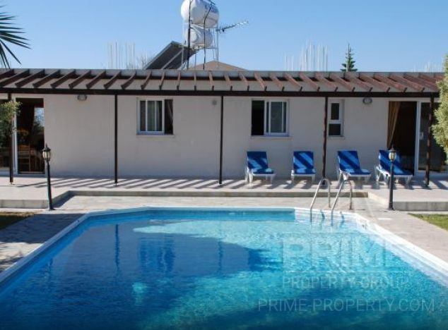 Cyprus property, Bungalow for holiday rent ID:8032