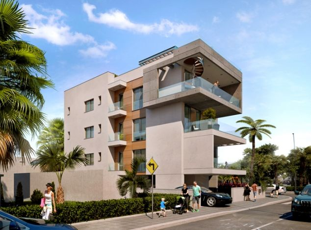 Cyprus property, Apartment for sale ID:8050