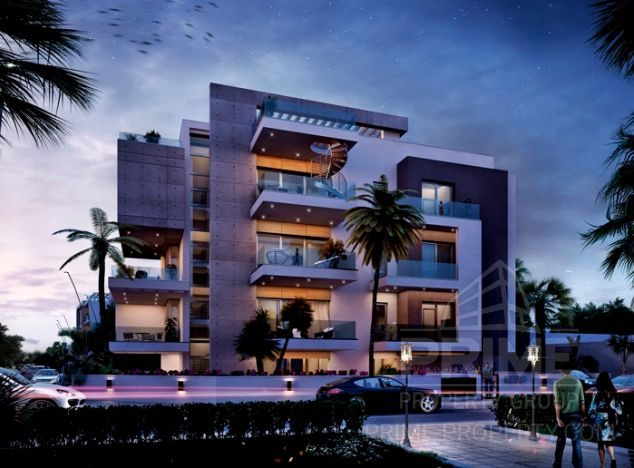 Cyprus property, Penthouse for sale ID:8054