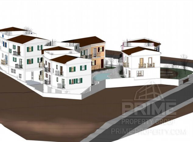 Cyprus property, Townhouse for sale ID:8065
