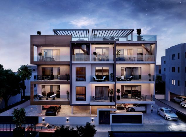 Cyprus property, Apartment for sale ID:8082