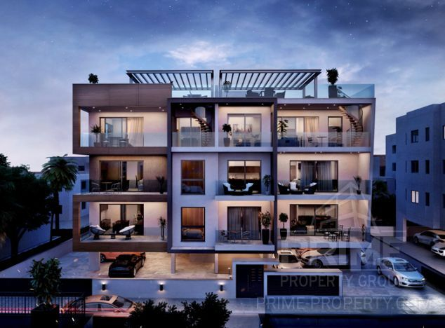 Cyprus property, Apartment for sale ID:8085