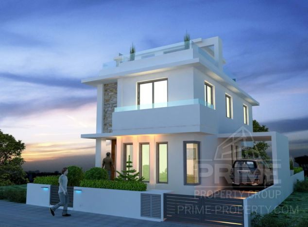 Cyprus property, Villa for sale ID:8156