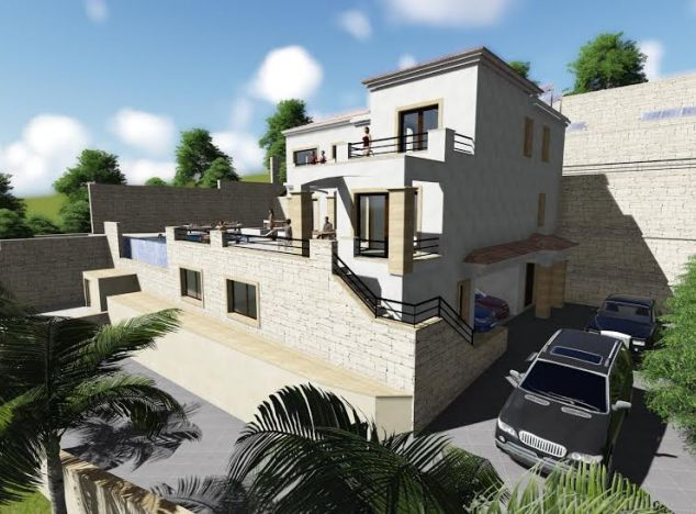 <br>Cyprus property, Villa for sale ID:8162