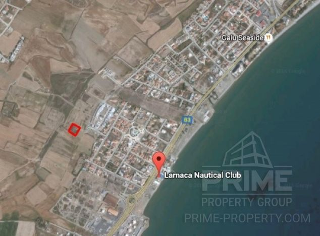 Cyprus property, Land for sale ID:8181