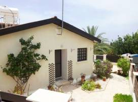 Cyprus property, Bungalow for sale ID:8186