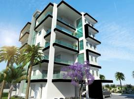 Property in Cyprus, Apartment for sale ID:8192