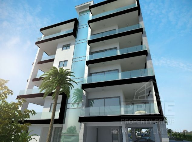 Cyprus property, Apartment for sale ID:8193