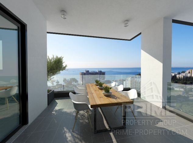Cyprus property, Apartment for sale ID:8206