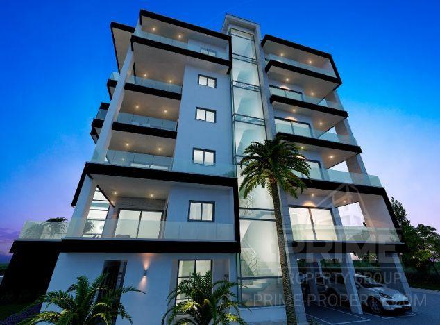 Cyprus property, Apartment for sale ID:8207