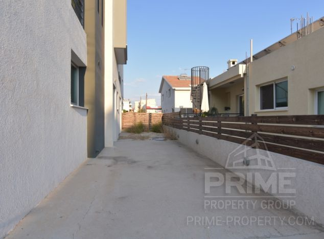 Cyprus property, Garden Apartment for sale ID:8250