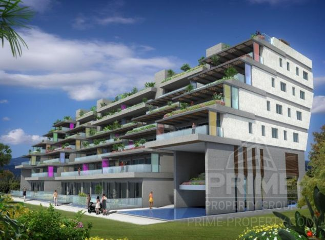 Cyprus property, Apartment for sale ID:826