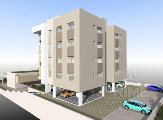 Cyprus property, Apartment for sale ID:8261