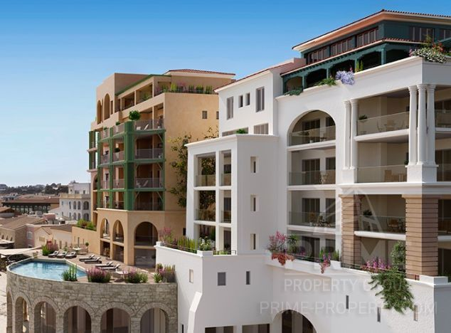 Cyprus property, Apartment for sale ID:8271