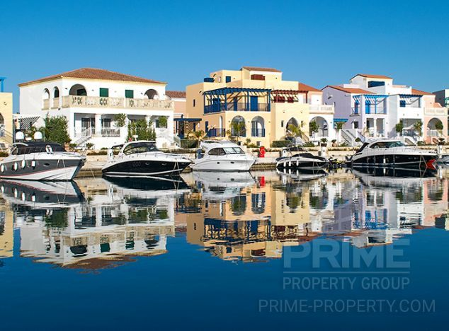 Cyprus property, Apartment for sale ID:8272