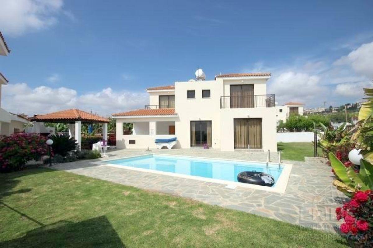 Предложение № 8276 - Paphos, Villa 220 м2