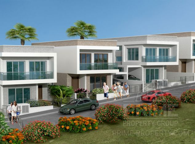 Cyprus property, Villa for sale ID:8291